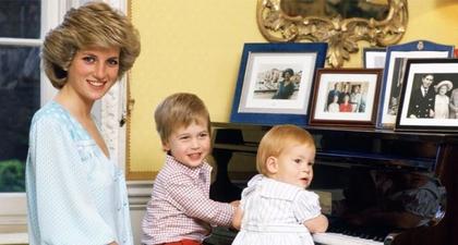 Cara Putri Diana Mendekor Ruangannya di Istana Kensington