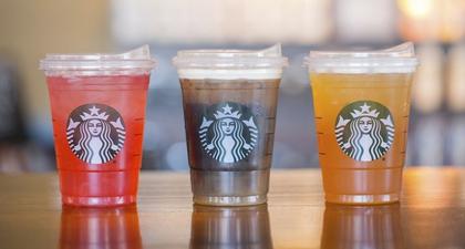 Seluruh Gerai Starbucks Akan Bebas Sedotan Tahun 2020