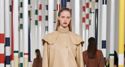 Detail Dalam Kemewahan di Rumah Mode Hermès
