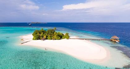 """Resor Mewah di Maldives Tawarkan Paket """"Workation"""""""