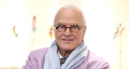 Manolo Blahnik Luncurkan Program Kegiatan Kreatif dari Rumah