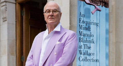 Intip Pameran Manolo Blahnik di London