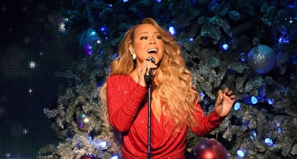 All I Want For Christmas Is You Duduki Puncak Billboard 100