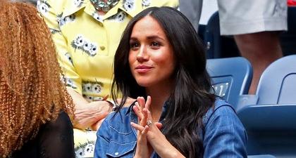Meghan Markle Hadir untuk Serena Williams di Final US Open