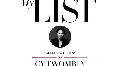 Mengenal Seniman yang Dikagumi Amalia Wirjono