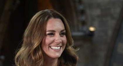 Kate Middleton Tampil Memukau Dengan Setelan Hitam Dalam Pembukaan National History Museum