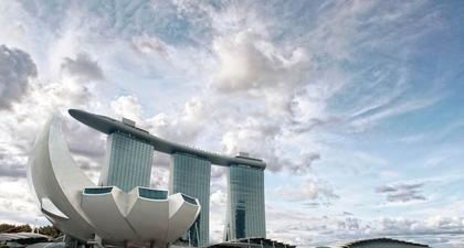 Kunjungi 7 Tempat Ini Saat di Marina Bay Sands, Singapura