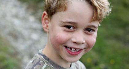 Lihat Foto Pangeran George yang akan Berulang Tahun!
