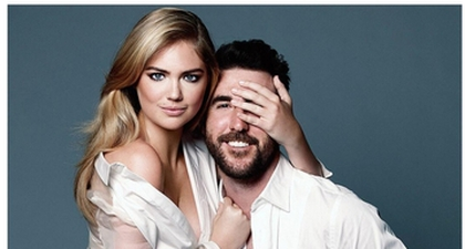 Indahnya Gaun Pengantin Kate Upton Rancangan Valentino