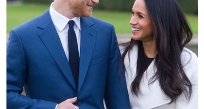 Pangeran Harry dan Meghan Markle Resmi Bertunangan