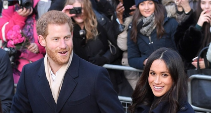Meghan Markle & Pangeran Harry Kunjungi Stanford University