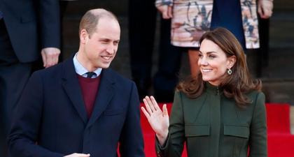 Kate Middleton Sebut Pangeran William Enggan Punya Anak Lagi