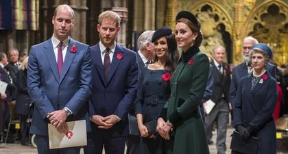 Kenapa Tak Ada William & Harry di Pernikahan Putri Beatrice?
