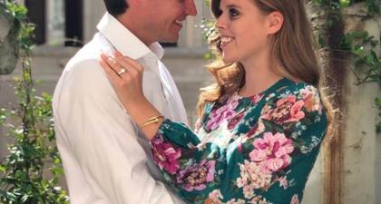Pernikahan Tertutup Putri Beatrice & Edoardo Mapelli Mozzi
