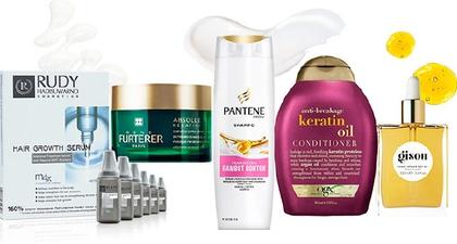 10 Rekomendasi Produk untuk Perawatan Rambut Rontok