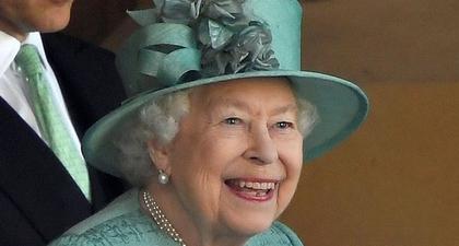Ini Dia Foto Perayaan Ulang Tahun Ratu Elizabeth