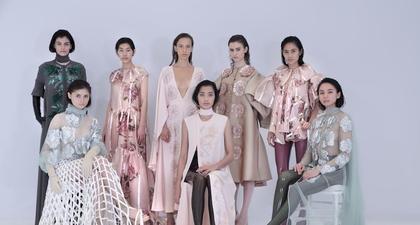 Collection Two: Fashion Show Terbaru dari Heaven Tanudiredja