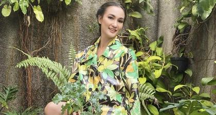 The Fashionable Life: Makna Berkebun bagi Atiqah Hasiholan