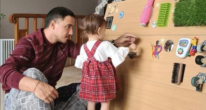 The Fashionable Life: Peran Hamish Daud sebagai Ayah