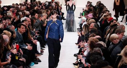 Valentino Pindah Ke Milan Fashion Week untuk Koleksi Terbaru