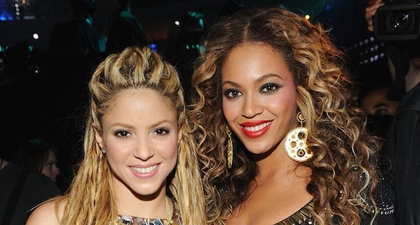 Ini Tampilan Beyoncé Saat Hadir di Pesta Ulang Tahun Shakira