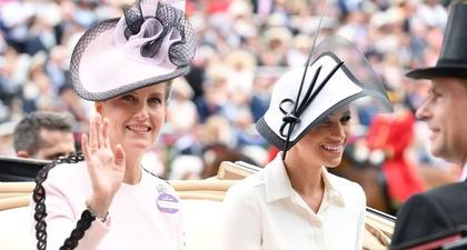 Respons Countess Sophie Atas Meghan Markle & Pangeran Harry