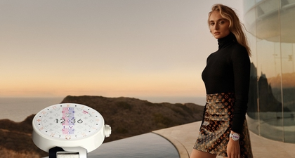 Inilah Bintang Kampanye Louis Vuitton Tambour Horizon