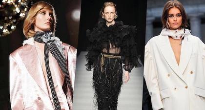 Berikut Key Looks Musim Gugur 2020 Dari Milan Fashion Week