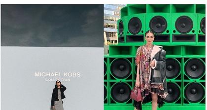 Intip Penampilan Para Selebriti dan Model Indonesia di NYFW