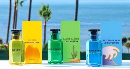 Kolaborasi Parfum Unisex Louis Vuitton Pertama & Alex Israel