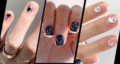 12 Tren Nail Art untuk Inspirasi Halloween dari Instagram!