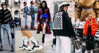Ketika Brand Mewah Terinspirasi Gaya Streetwear