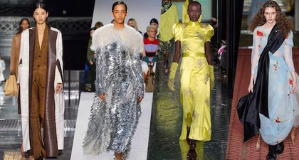 Inilah Koleksi Terbaik Dari London Fashion Week Fall 2020