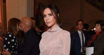 Pendapat Victoria Beckham Tentang Penggunaan Busana Ketat