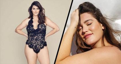 Victoria's Secret Memilih Model Plus Size Pertamanya